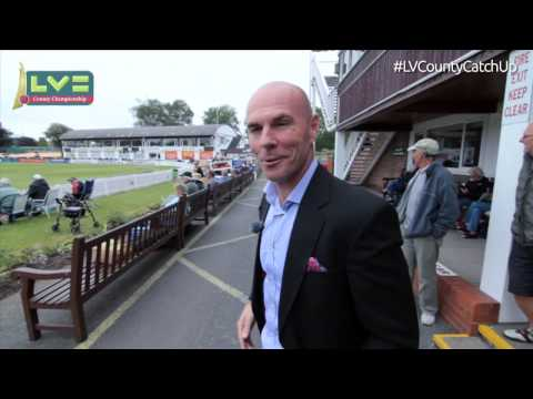 Paul Nixon takes us on a tour of his old home ground from the challenges to the old nets that used to be tennis courts, this is the real insight into the LV=...