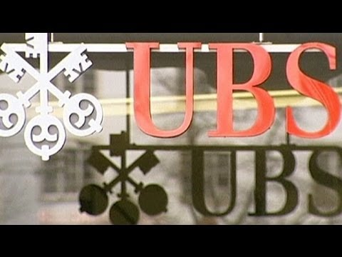 Swiss bank UBS fined for libor rate fraud