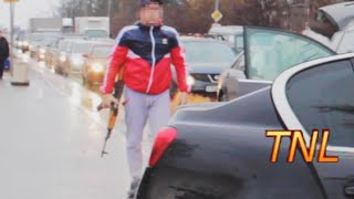 Russian Road Rage and Car Crashes || TNL