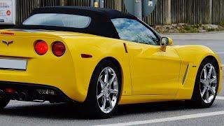 Metal Detector Finds Chevrolet Corvette!