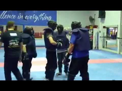 Krav Maga - sucker punch drill Image 1