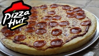 How to Make a Pizza Hut Style Pan Pizza--But WAY Better!! | Seeker of Magic