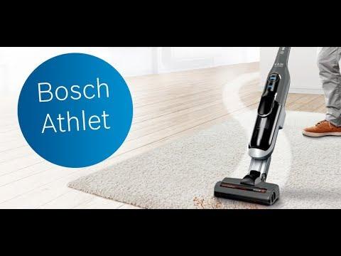 Забудьте про надокучливі дроти - пилососи Athlet від Bosch