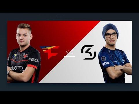 CS:GO - FaZe vs. SK [Mirage] Map 3 - GRAND FINAL - ESL Pro League Season 6 Finals