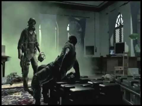Call of Duty MW3 Redemption trailer