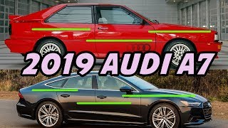 2019 AUDI A7 - First Drive & Review