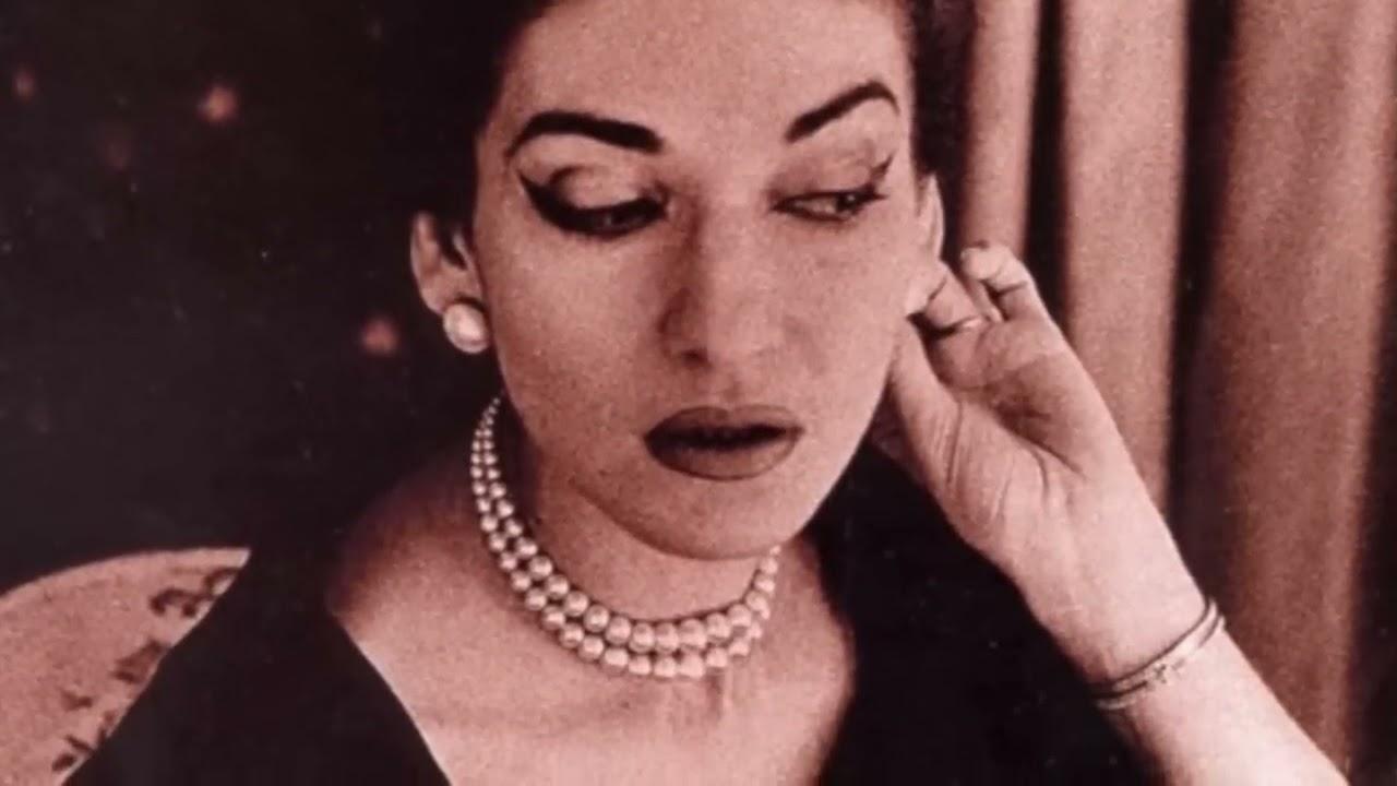 Maria Callas Gaetano Donizetti  Donizetti Lucia Di