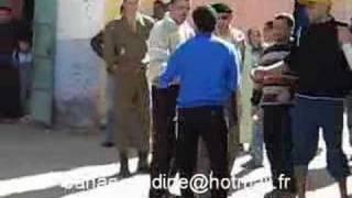 Salah Eddine Bassir au quartier Rouida / Ouezzane