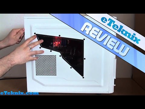 Thermaltake Commander MS-I Snow Edition Mid-Tower Chassis Review