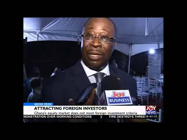 Optimizing oil and gas - News Desk on Joy News (27-11-15)