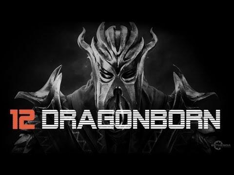 DER LETZTE WUPP WUPP SCHREI - Skyrim Dragonborn - Part 12