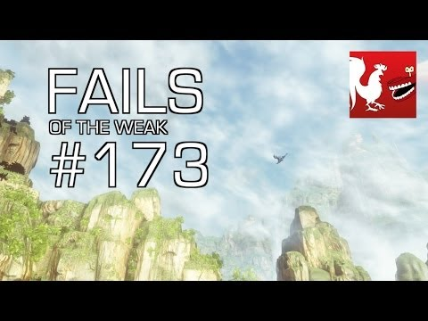 Fails of the Weak - Volume 173 - Halo 4 (Funny Halo Bloopers and Screw-Ups!)