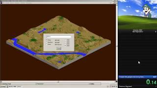 SimCity 2000 - 30k population Speedrun in 4:51.70