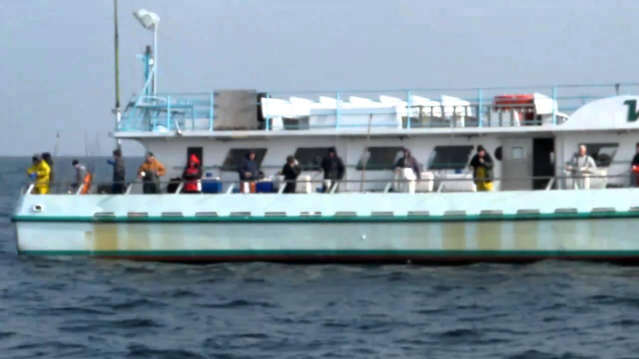 captree princess block island fishing fleet in the
