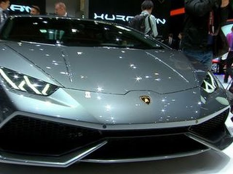 Car Tech - 2014 Lamborghini Huracan
