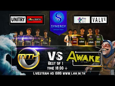 Synergy League Arrow Gaming VS mith.trust เวลา 19.45 น #3