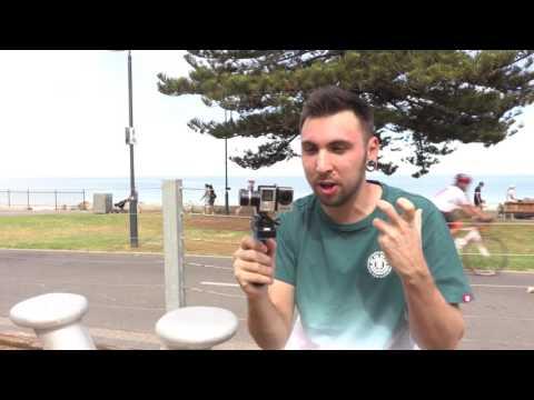 Макс +100500 рассказывает о съемке на камеры Gopro, стабилизаторах, ветрозащите