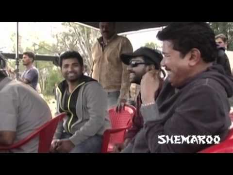 Snehithudu(nanban) Song making Trailer -All is well - Ileana...