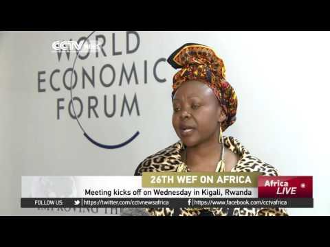 World Economic Forum on Africa kicks off on Wednesday in Kigali, Rwanda