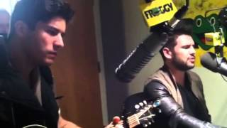 "Download Lagu Dan + Shay covers Rascal Flatts song, ""these days"" Gratis STAFABAND"