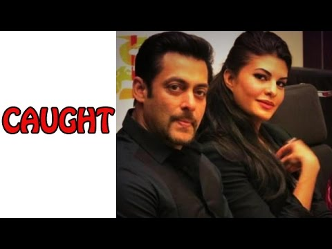 Salman Khan Spotted With Jacqueline Fernandez At The Airport - EXCLUSIVE