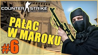 Counter-Strike: Global Offensive (#6) - Mirage - Pałac w Maroku | Turniejowy |60FPS|