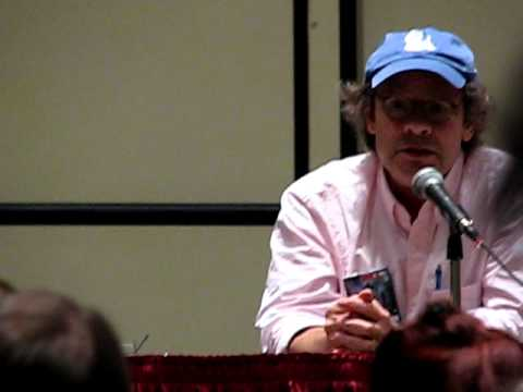 Ethan Phillips Speaks at FanExpo 2011