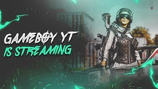 🔴PUBG MOBILE (EMULATOR)||🤍CLASSIC TIME🤍||GAMEBOY YT||💲DONATIONS ON SCREEN