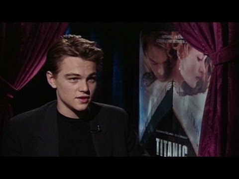 Kate Winslet And Leo Dicaprio Look Back At 'titanic' video