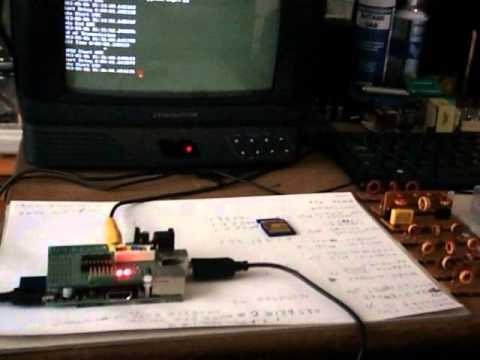 RaspberryPi for Ham Radio