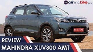 Mahindra XUV300 AMT Review | NDTV carandbike