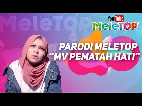 Parodi MeleTOP - Pematah Hati, Cumi Cumi Cumi, Nabila Razali | Jihan Muse, Shuk &  Bell Ngasri