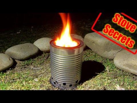 trangia alcohol stove instructions