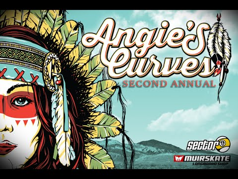 Angie's Curves Round Two | MuirSkate Longboard Shop