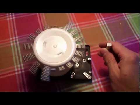 Магнитный двигатель. Free energy magnet motor