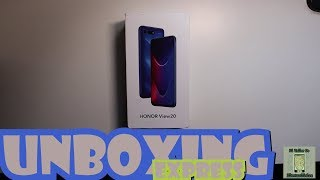 Unboxing express Honor View 20