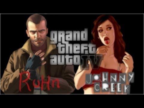 GTA IV - Liberty Sdrogo City by JK  &  Rohn