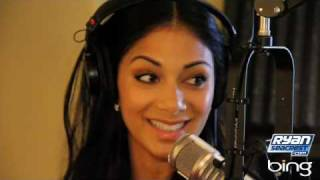 Watch Nicole Scherzinger Talk video