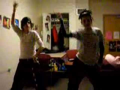 amanda and samantha's napoleon dance