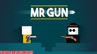 Mr Gun By Ketchapp Android/iOS Gameplay