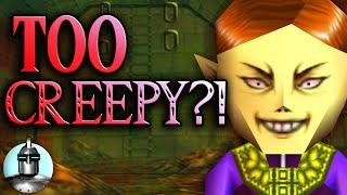 11 Creepiest Legend of Zelda Moments | The Leaderboard