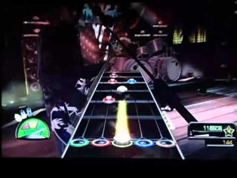guitar hero nunca morrera