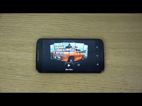 GTA San Andreas Motorola Moto X 2014 4K Gameplay Review