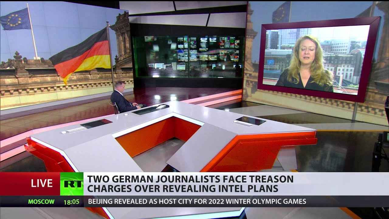 'It's David & Goliath story': German journos face treason charges over revealing intel plans