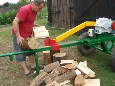 Łuparka do drewna