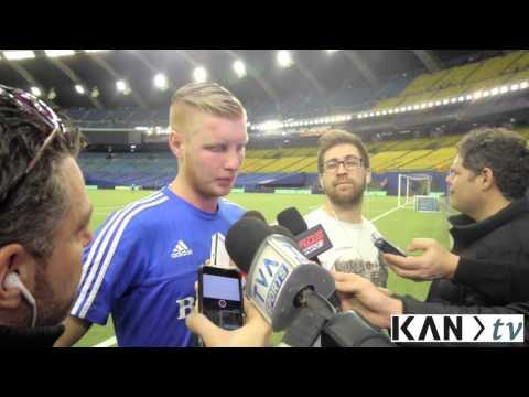 Montreal Impact vs CF Pachuca : Calum Mallace Post Match Press Conference   AFROKANLIFE