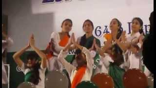 Indian Republic Day - patriotic songs, dances by Shikhar and Disha Trust