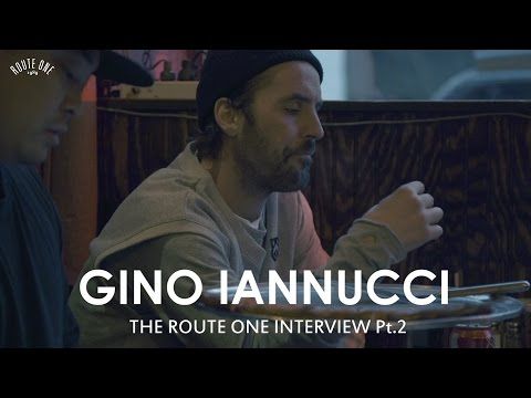 Gino Iannucci: The Route One Interview Pt.2