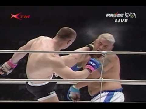 Mirko Cro Cop Highlight