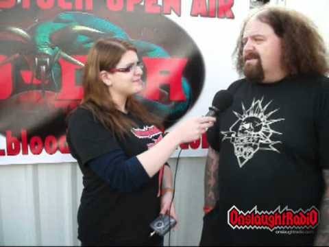 NAPALM DEATH interview at Bloodstock Festival 2011